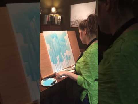 Painting Disney Attractions