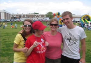 A day at special olympics