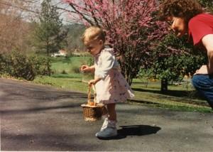 Egg Hunt at Easter