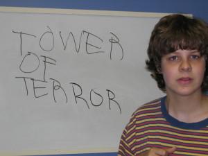 jess writing tower of terror 2