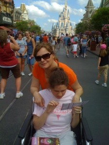 senior year trip to Disney