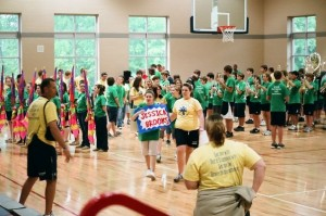 Senior Year Special Olympics