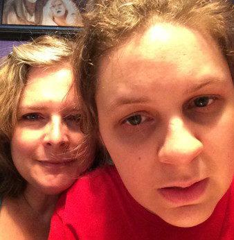 Natali and Jess