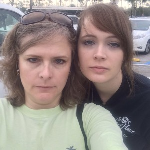 Serious faces for a selfie - Not adjusted