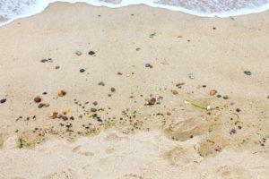 Coast Guard Beach Pebbles on the Sand