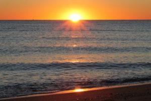 Sunset at Herring Cove