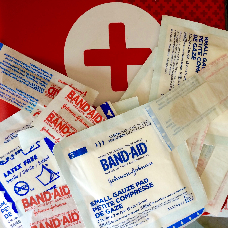 Bandages for Skin Picking
