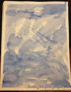 Rocket Painting