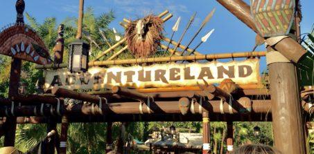 Magic Kingdom Adventureland