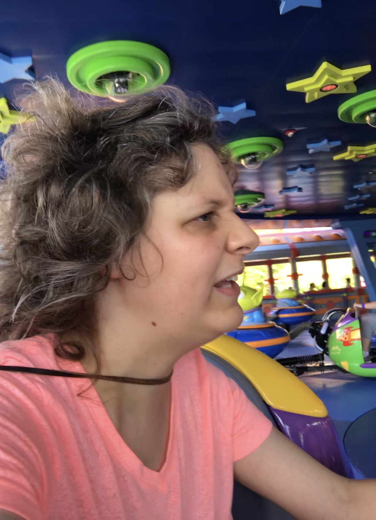 Disney's Alien Swirling Saucers - Disability Access